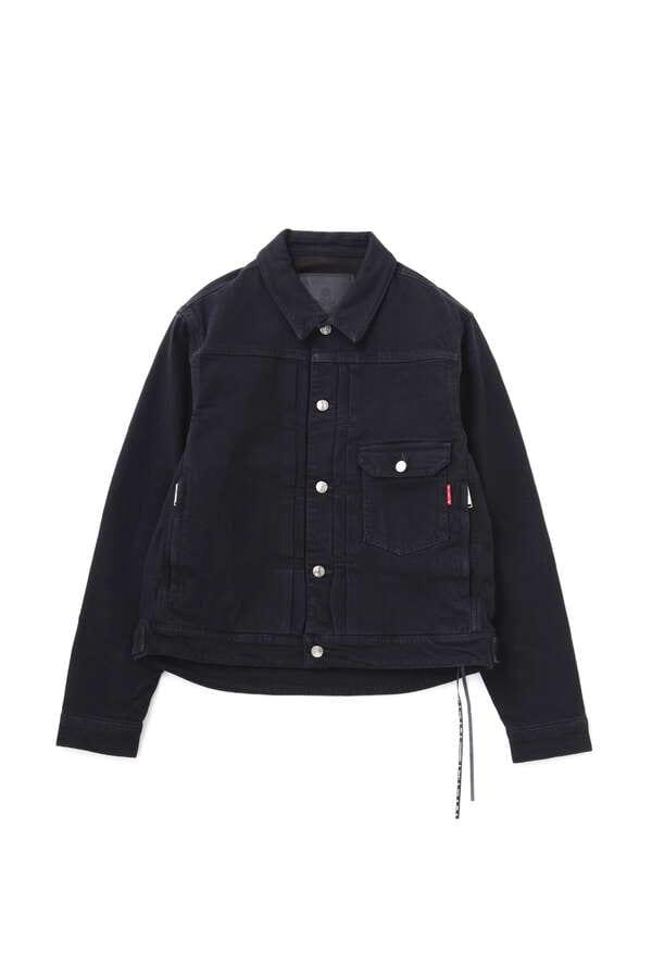 W/R Denim Trucker Jacket