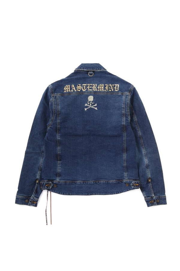 W/R Denim Trucker JacketW/R Denim Trucker Jacket