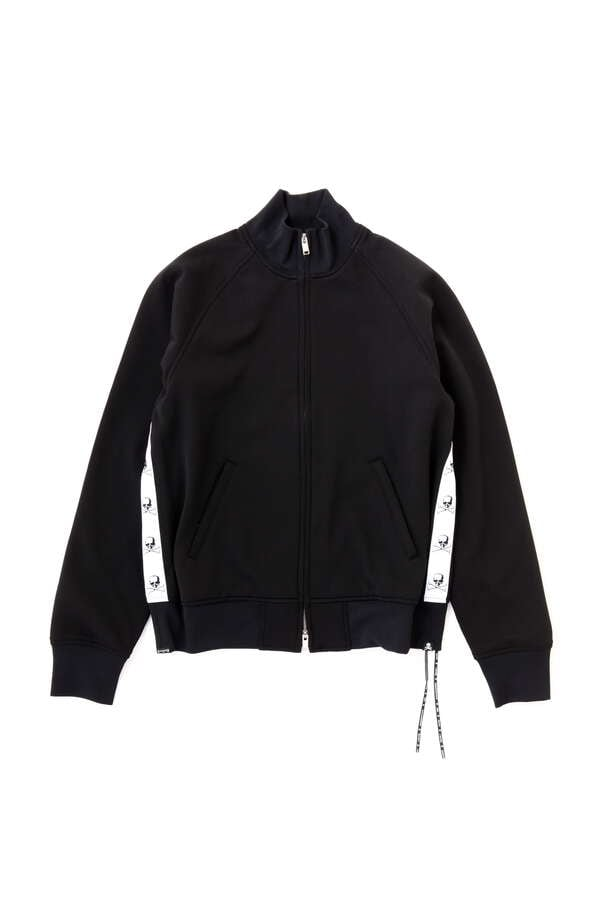 Standcollar Taped Trackjacket