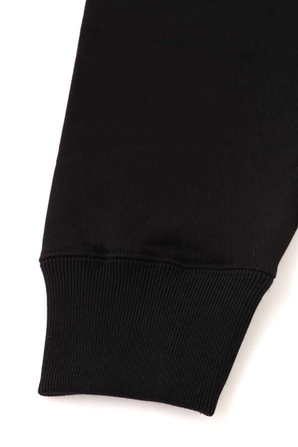 Embroidery-Ish Foam Hoodie
