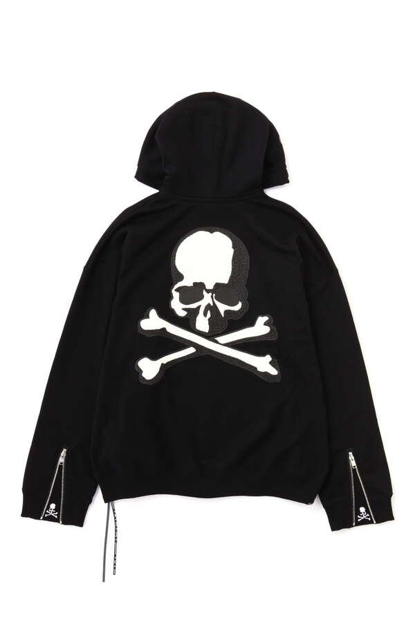 B. Embroidery-Ish Z/U Hoodie