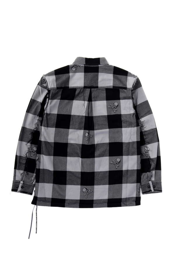 Reversible Flannel ShirtReversible Flannel Shirt