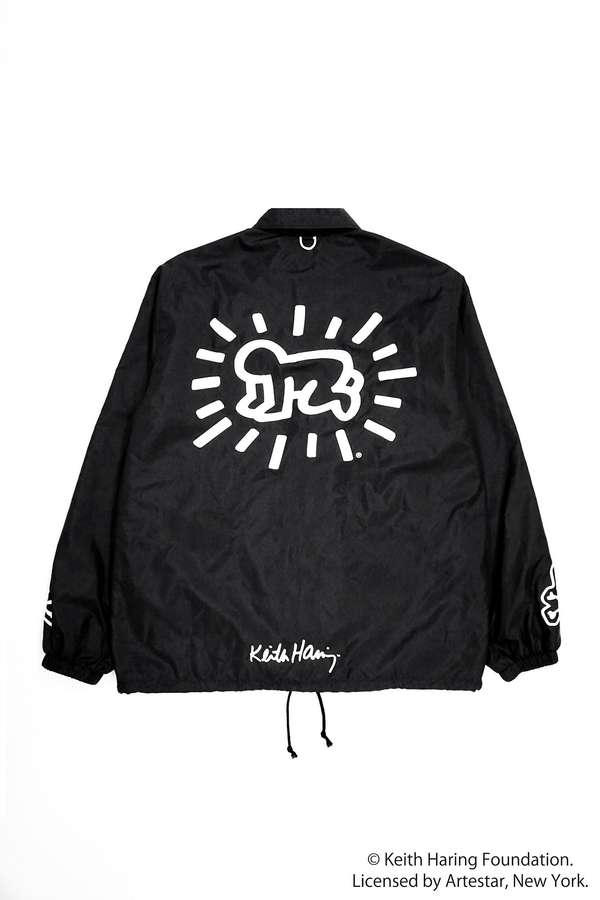 xKeith Haring Coach Jacket