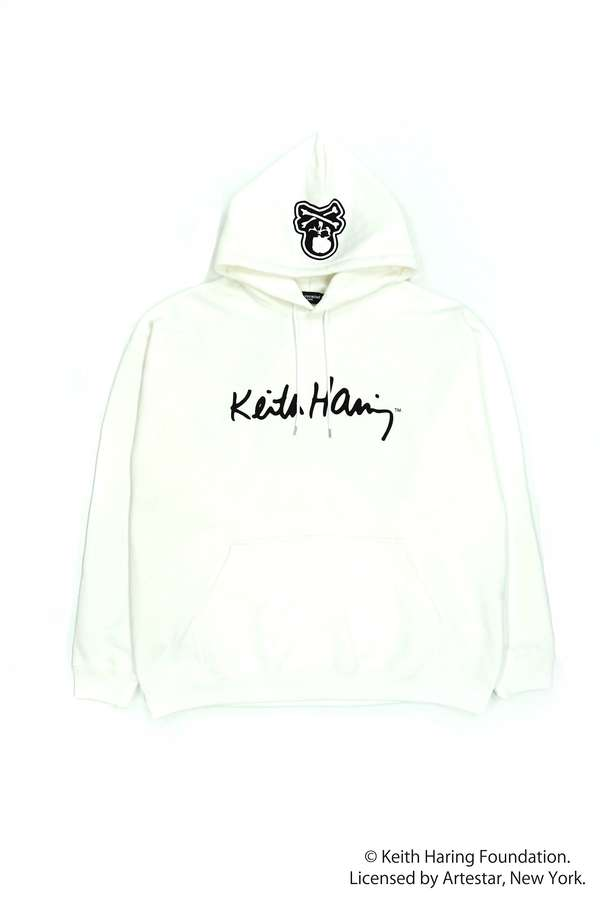 xKeith Haring Hoodie Ver.3