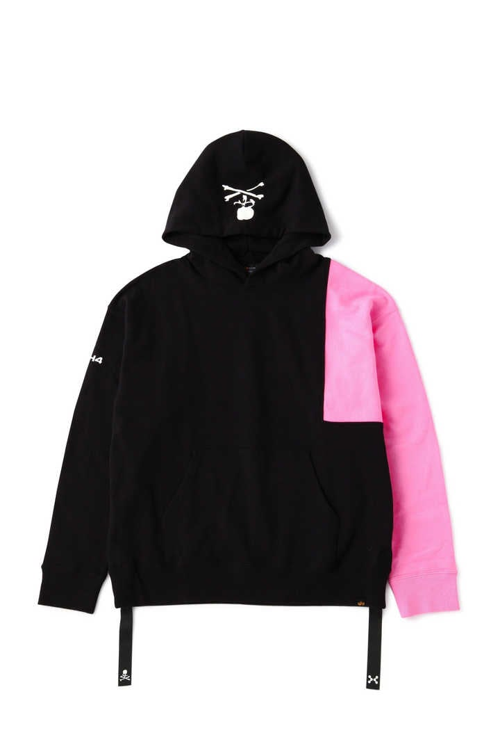xC2H4 Hoodie made by ALPHA INDUSTRIES