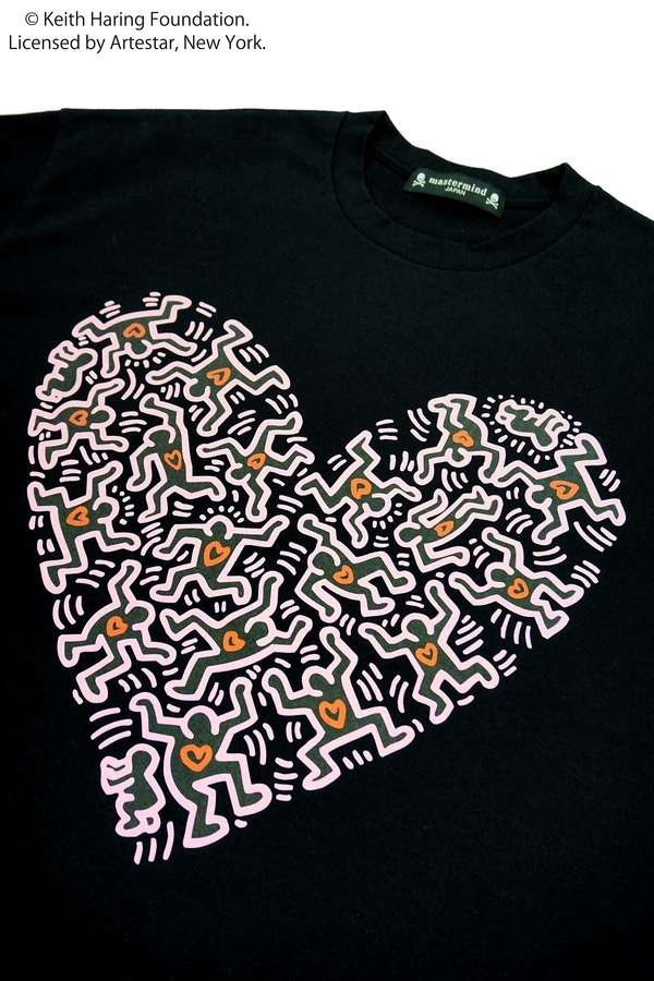 xKeith Haring Tee Ver.1