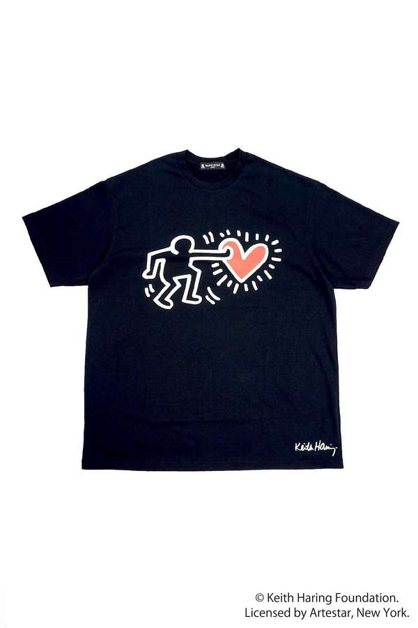 xKeith Haring Tee Ver.4