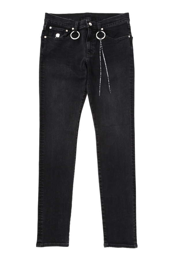 Stretch Denim Pant Skinny