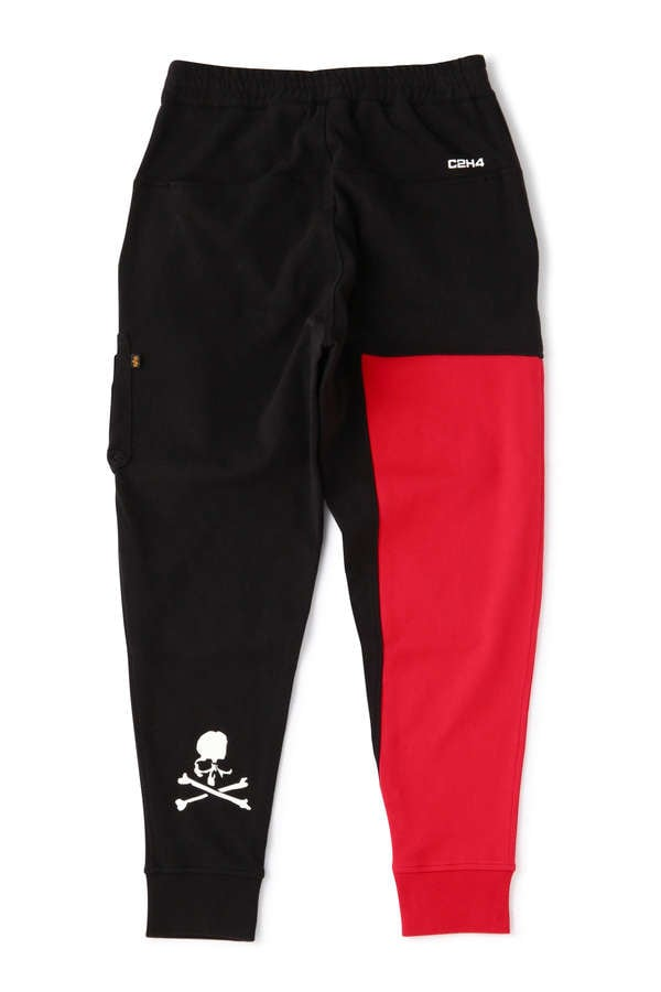 xC2H4 Track Pants made by ALPHA INDUSTRIESxC2H4 Track Pants made by ALPHA INDUSTRIES