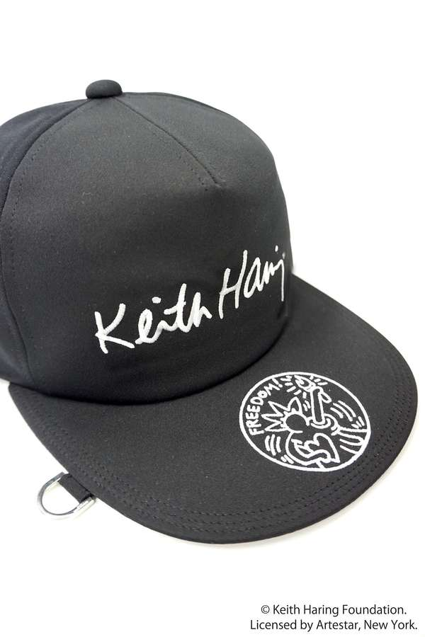 xKeith Haring Cap Ver.2xKeith Haring Cap Ver.2