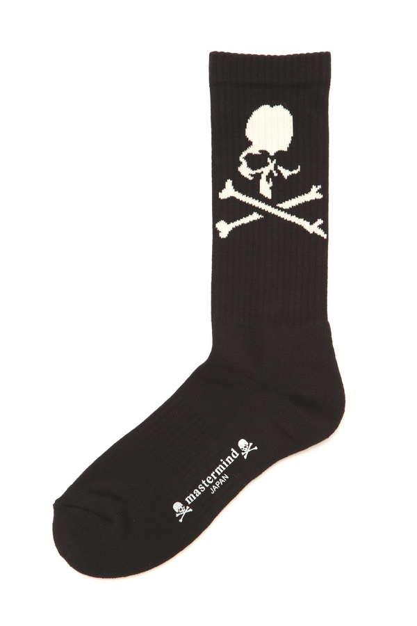 Skull Socks 01